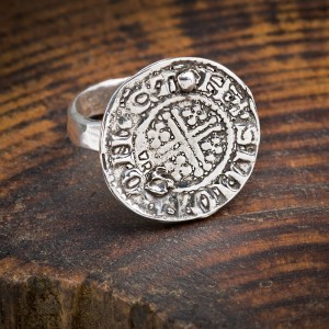 Swedish Viking Coin Ring